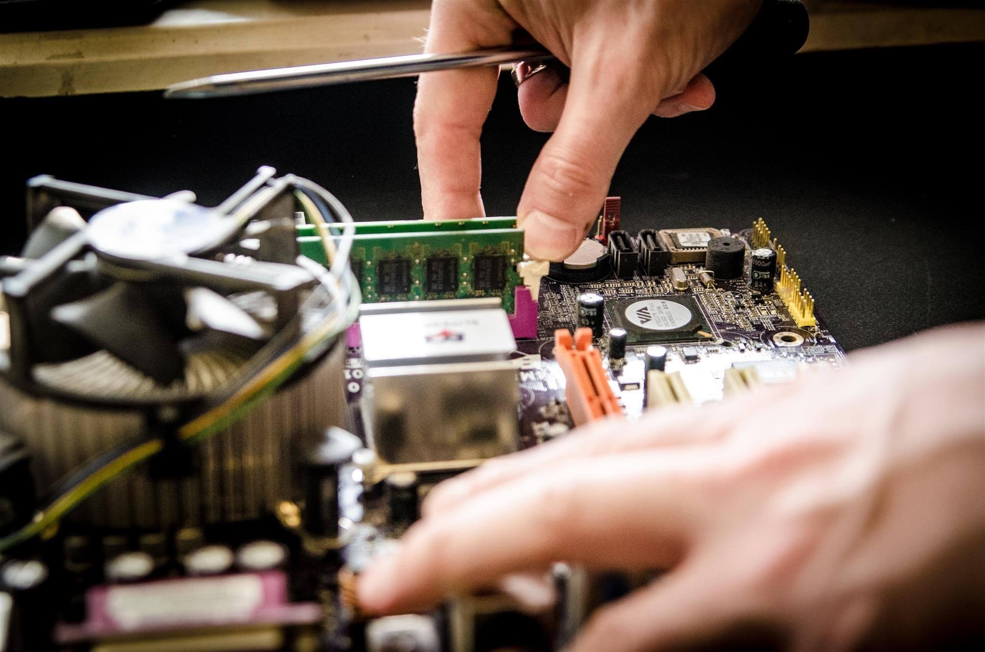 PC Reparatur in Schwerin & Umgebung